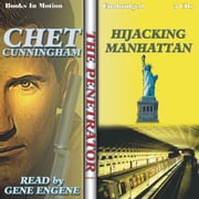 Hijacking Manhattan audiobook by Chet Cunningham