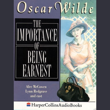 The Importance of Being Earnest audiobook by Oscar Wilde