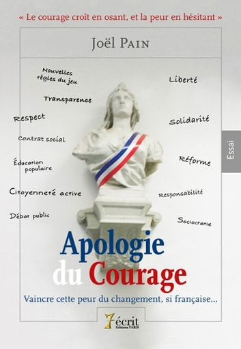 Apologie du courage ebook by Joël  PAIN
