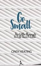 Go Small - The Little Moments In Life Aren't Little ebook by Cindy Keating