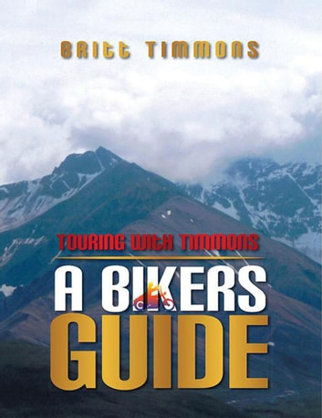 Touring With Timmons Ebook By Britt Timmons 9781493169405