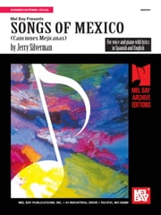 Songs of Mexico ebook by Jerry Silverman