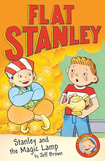 Stanley and the Magic Lamp ebook by Jeff Brown