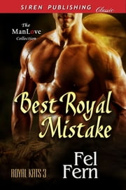 Best Royal Mistake ebook by Fel Fern