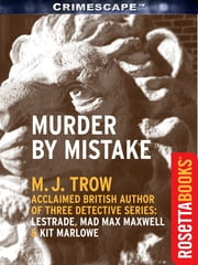 Murder by Mistake ebook by MJ Trow