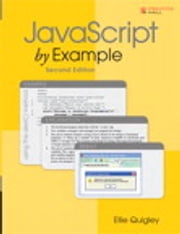 JavaScript by Example ebook by Ellie Quigley
