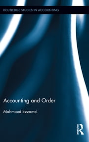 Accounting and Order ebook by Mahmoud Ezzamel