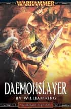 Daemonslayer ebook by William King