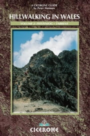 Hillwalking in Wales - Vol 2 ebook by Peter Hermon