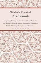 Weldon's Practical Needlework Comprising - Knitting, Crochet, Drawn Thread Work, Netting, Knitted Edgings & Shawls, Mountmellick Embroidery. With Full Working Descriptions and Illustrations ebook by Anon.