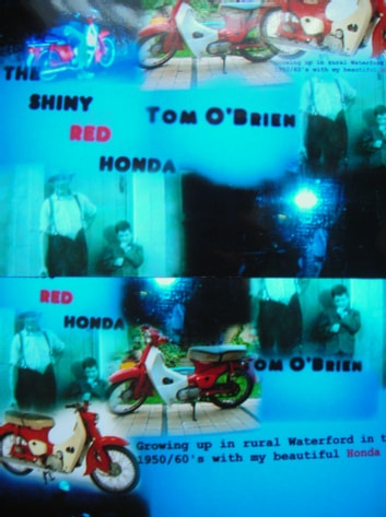 The Shiny Red Honda ebook by Tom O'Brien