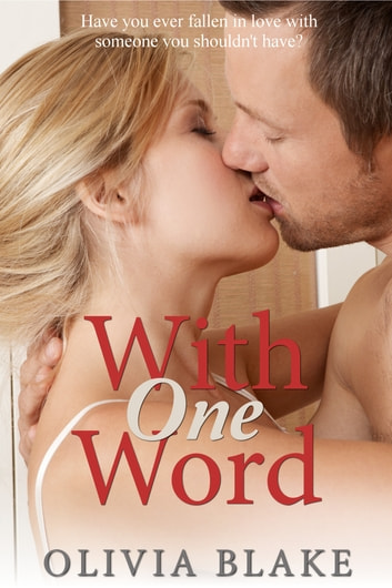 With One Word ebook by Olivia Blake