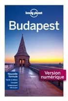 Budapest 2 ebook by LONELY PLANET