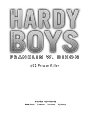 Private Killer - Book Two in the Killer Mystery Trilogy ebook by Franklin W. Dixon