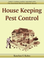 House Keeping Pest Control ebook by Kanchan Kabra