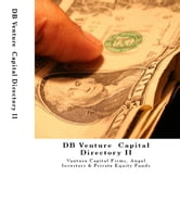 DB Venture Capital Directory II ebook by Heinz Duthel