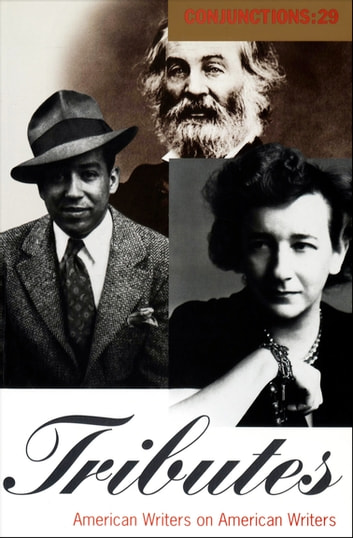 Tributes - American Writers on American Writers ebook by