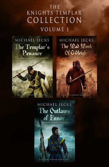 The Knights Templar Collection Volume 1 Ebook By Michael Jecks