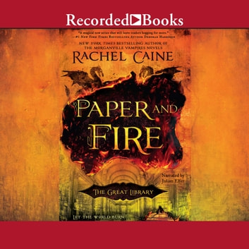 Paper and Fire audiobook by Rachel Caine