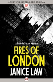 Fires of London ebook by Janice Law