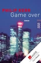 Game over ebook by Philip Kerr, Peter Weber-Schäfer