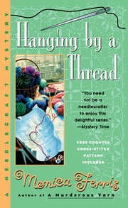 Hanging by a Thread ebook by Monica Ferris