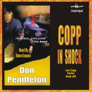 Copp in Shock audiobook by Don Pendleton