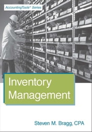 Inventory Management ebook by Steven Bragg