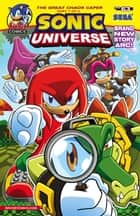Sonic Universe #63 ebook by Ian Flynn,Tracy Yardley!,Jack Morelli,Jim Amash,Matt Herms