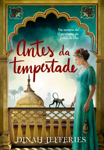 Antes da tempestade ebook by Dinah Jefferies