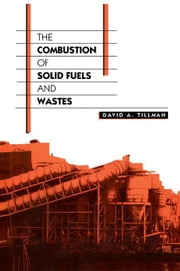 The Combustion of Solid Fuels and Wastes ebook by Tillman, David