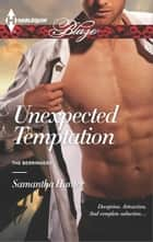 Unexpected Temptation ebook by Samantha Hunter