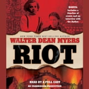 Riot audiobook by Walter Dean Myers