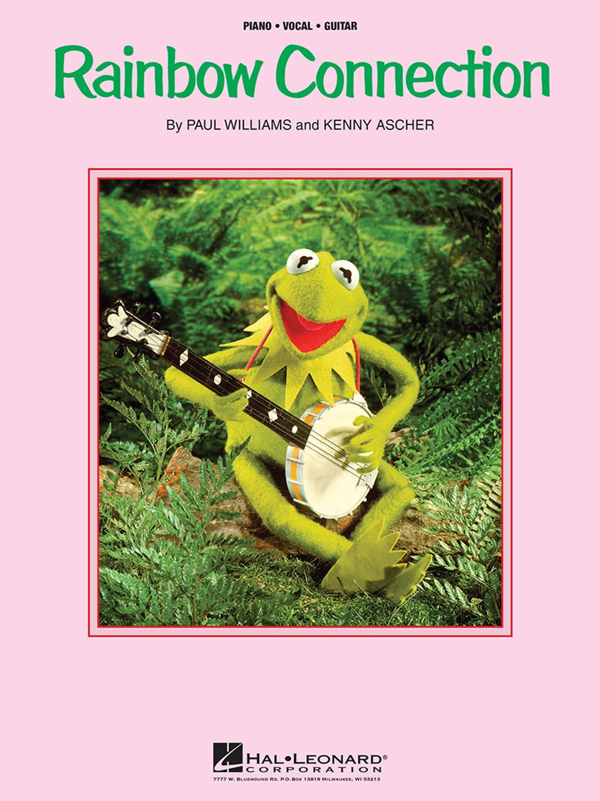 Rainbow Connection Sheet Music Ebook By Paul Williams