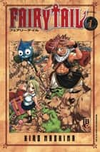 Fairy Tail vol. 01 ekitaplar by Hiro Mashima