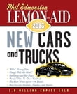 Lemon-Aid New Cars and Trucks 2013