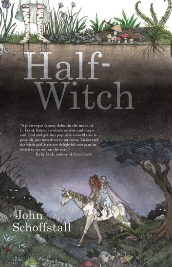 Half-Witch - a novel ebook by John Schoffstall