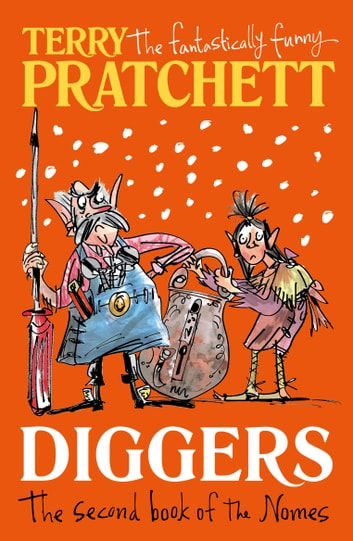 Diggers - The Second Book of the Nomes eBook by Terry Pratchett