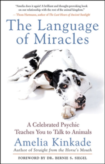 The Language Of Miracles Ebook By Amelia Kinkade 9781577317937