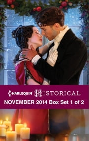 Harlequin Historical November 2014 - Box Set 1 of 2 - The Christmas Duchess\Russian Winter Nights\A Shocking Proposition\The Wrong Cowboy\Rescued by the Viscount ebook by Anne Herries,Christine Merrill,Linda Skye,Elizabeth Rolls,Lauri Robinson