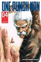 One-Punch Man, Vol. 4 ebook by Yusuke Murata, ONE
