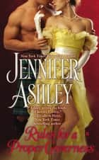 Rules for a Proper Governess ebook by Jennifer Ashley