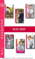 Pack mensuel Passions : 12 romans + 1 gratuit (Mai 2020) ebook by