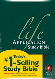Life Application Study Bible NLT ebook by Tyndale