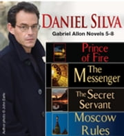 Daniel Silva Gabriel Allon Novels 5-8 ebook by Daniel Silva