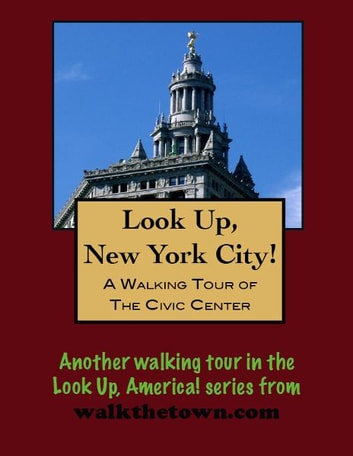 A Walking Tour of New York City's Civic Center ebook by Doug Gelbert