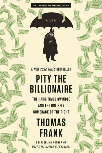 Pity the billionaire audiobook by thomas frank 9781427214768.