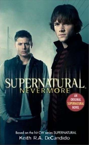 Supernatural: Nevermore ebook by Keith DeCandido