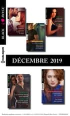 Pack mensuel Black Rose : 10 romans (Décembre 2019) ebook by Collectif