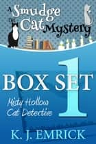 Misty Hollow Cat Detective (Darcy Sweet Mystery) - A Smudge the Cat Mystery, #1 ebook by K.J. Emrick